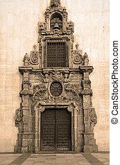 starobylý, portál
