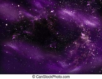 starry ég