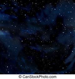 starry, hintergrund