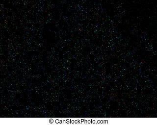 Starry Starry Black