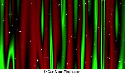 Starry Tapestry - Christmas Colors