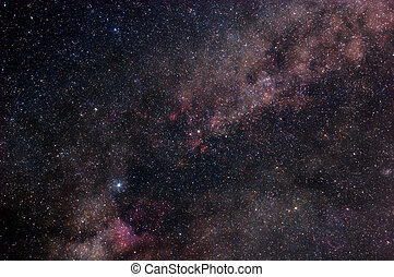 starry, weltraum
