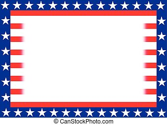 STARS AND STRIPE background