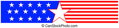Stars and Stripes, background