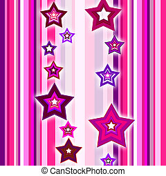 stars and stripes - stars on a background of colorful...