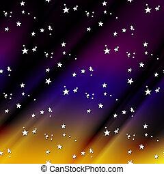 Stars & Aurora