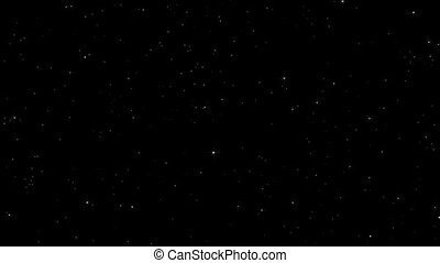 stars background - abstract night sky