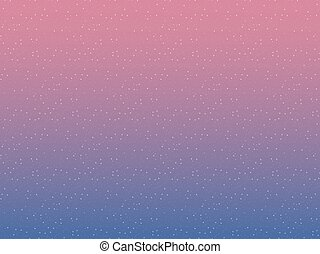 Stars background vector. Night sky seamless pattern. Abstract cosmos space.