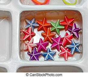 Stars Beads