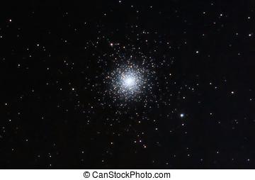 Stars blobular cluster - Stars globular cluster M3