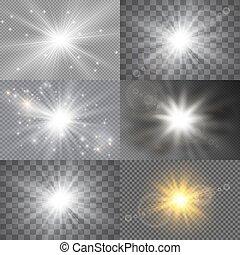 stars., clair, ensemble