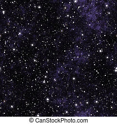 stars - An image of a bright stars background