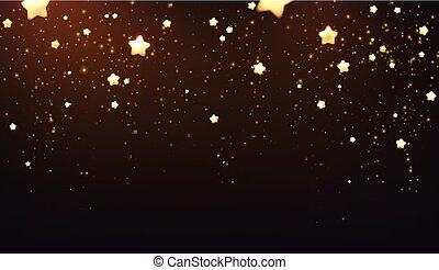 stars., fond