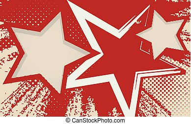 stars., grunge, fond