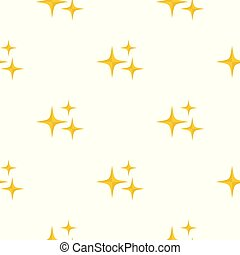 Stars pattern seamless
