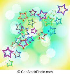 stars., resumen, plano de fondo