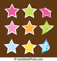 stars vector