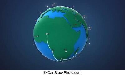 Start Africa, Growing Global Network