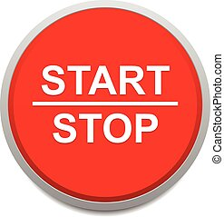 Start and stop button Start and stop button