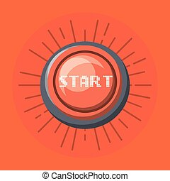 start button icon
