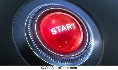 Start Button On / Off.
