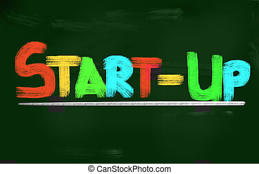 start, concept