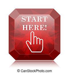 Start here Illustrations and Clipart. 795 Start here ...