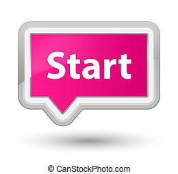 Start prime pink banner button