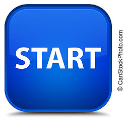 Start special blue square button