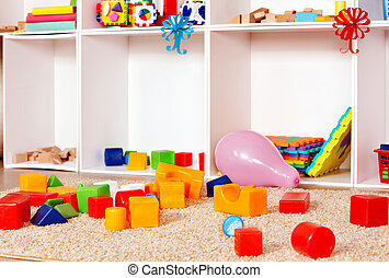 Starting school interior. - Starting school interior with...