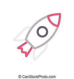 startup color line icon