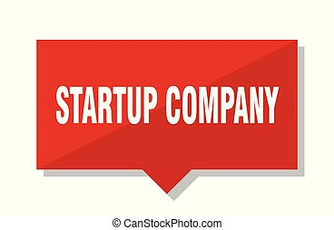 startup company red tag - startup company red square price ...