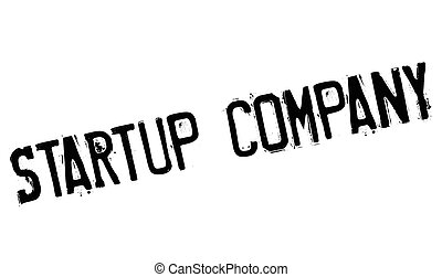 Startup company stamp. Grunge design with dust scratches. ...