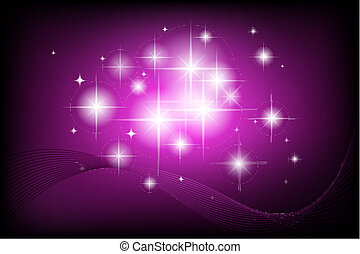 Stary Background