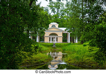 State art and architectural Palace and Park Museum-reserve Gatchina
