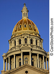 State Capital - Beautiful architecture of state capital...