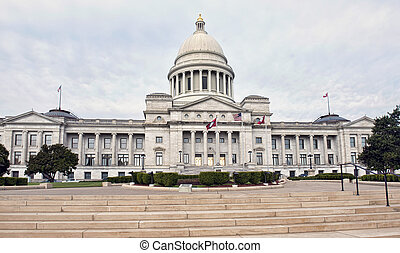 State Capital Of Arkansas.