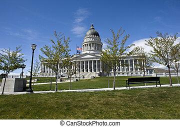 State Capital of Utah.