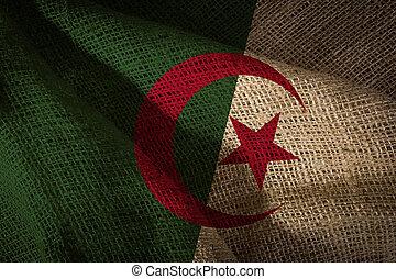 State flag of Algeria