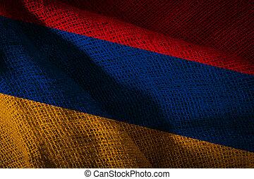 State flag of Armenia