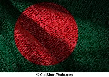 State flag of Bangladesh