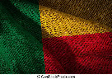 State flag of Benin