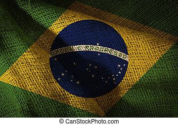 State flag of Brazil