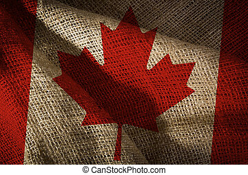 State flag of Canada
