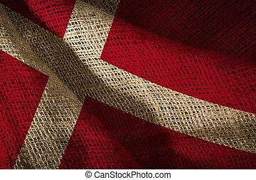 State flag of Denmark
