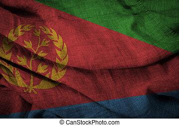 State flag of Eritrea