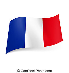 State flag of France