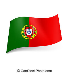 State flag of Portugal