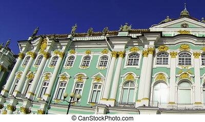 State Hermitage museum in St. Petersburg
