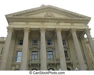 State Legislature of Alberta in Edmonton